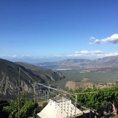 Delphi overlooking this view.