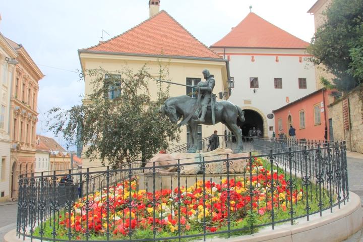 When in Zagreb…
