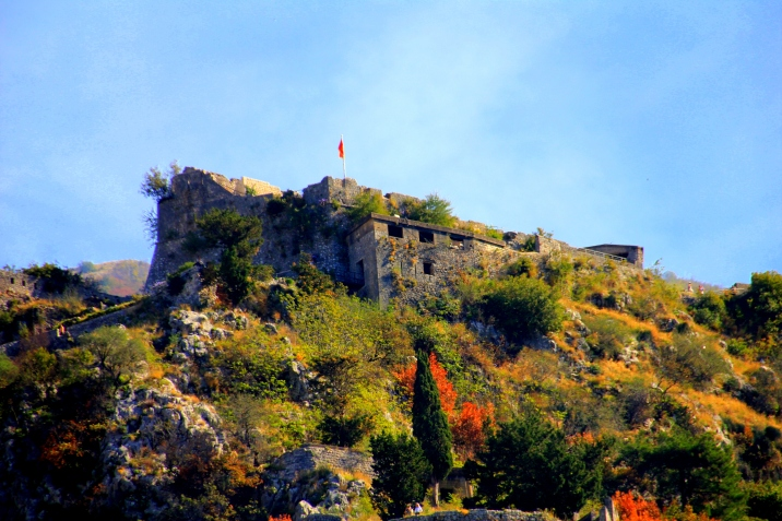 The Castle Of San Giovanni