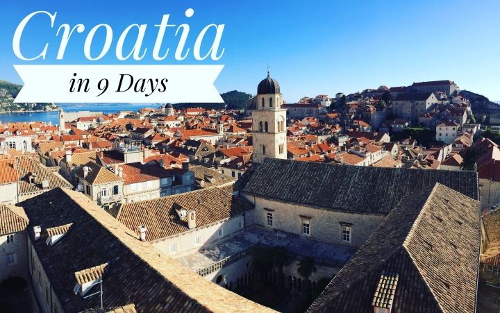 Croatia in 9Days