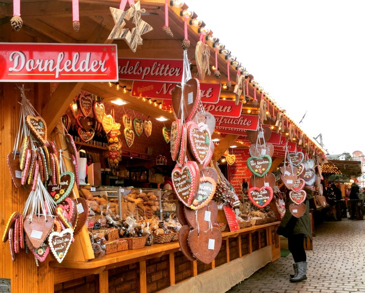 My First German Christmas Market